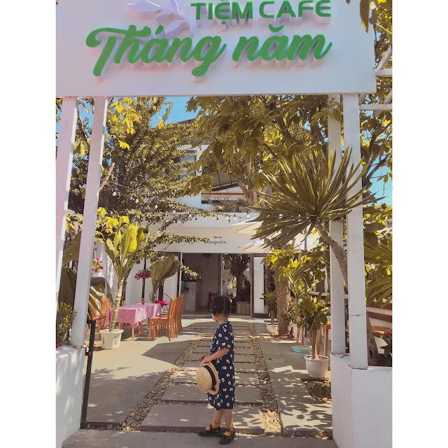 Tiệm cafe tháng năm, tiem cafe thang nam, quán cafe đẹp quảng nam, quan cafe dep quang nam