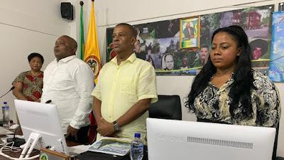 Gobernador del Chocó tomó posesión e instaló primeras sesiones ordinarias de la Asamblea