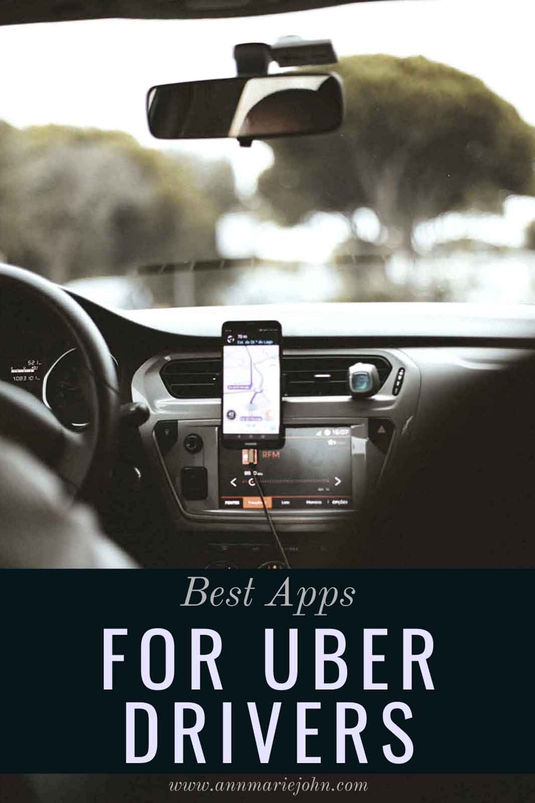Best Apps For Uber Drivers