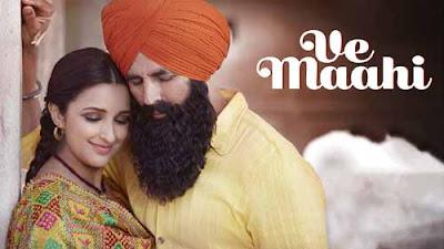 Ve Maahi Lyrics - Arijit Singh | Kesari