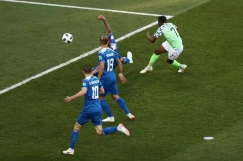 Musa scores for eagles