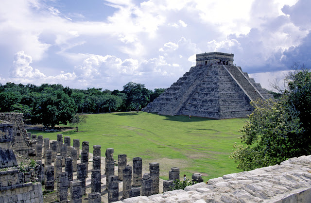 Chichén Itzá 400 years older than previously thought