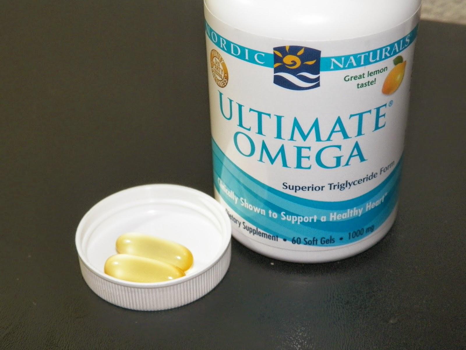 Nordic Naturals Ultimate Omega Mg Fish Oil