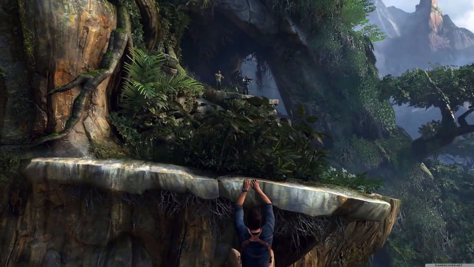 Uncharted 4 Wallpapers Read Games Review Play Online Games