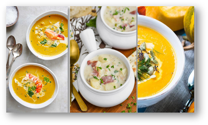 Chef Q 5 Classification Of Soup In Culinary Knowledge