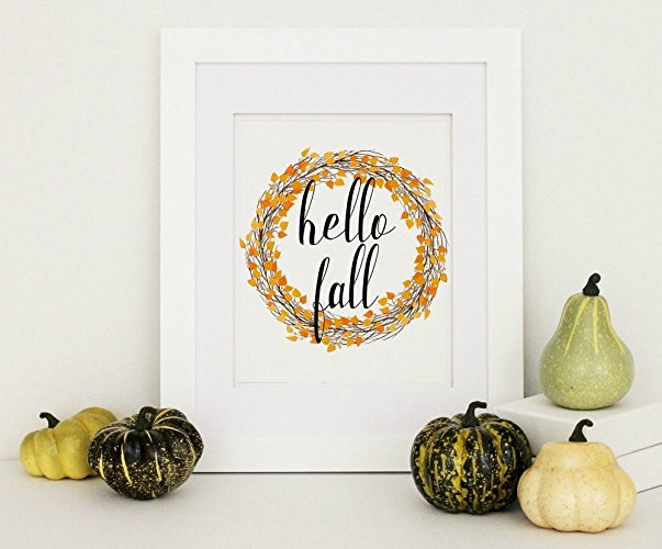 Favorite things fall decor at home chicago jogger for Favorite things home decor