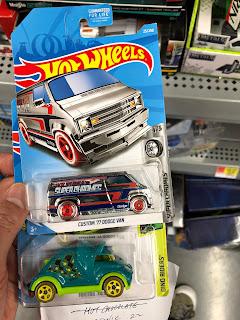 hot wheels super chromes 77 custom dodge van