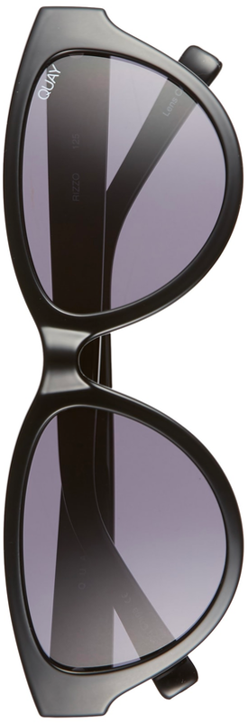 Quay Australia Rizzo 55mm Cat Eye Sunglasses