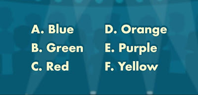 Q 12. What colors are formed by mixing the primary colors?