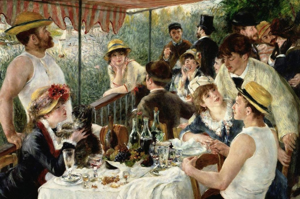 Renoir ~ Suas principais pinturas