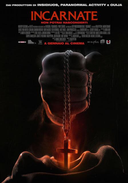 Incarnate poster film