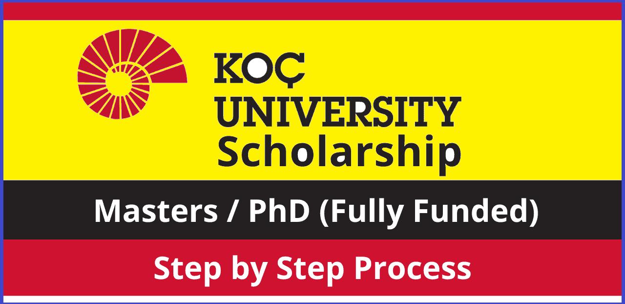 منحة جامعة كوش 2022-2023 (ممولة بالكامل)