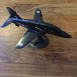 Airfix QuickBuild Hawk