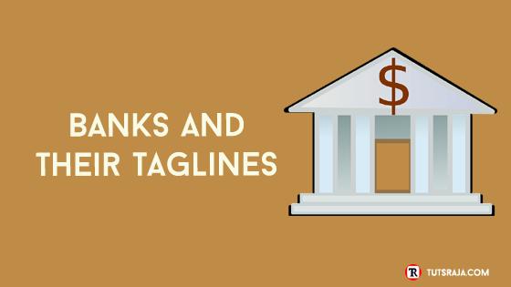Bank Tag Lines