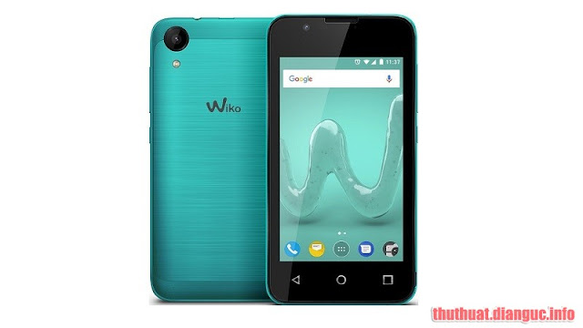 Rom cứu máy, xóa xác minh Google (FRP) cho Wiko Sunny 2 (MT6580M)