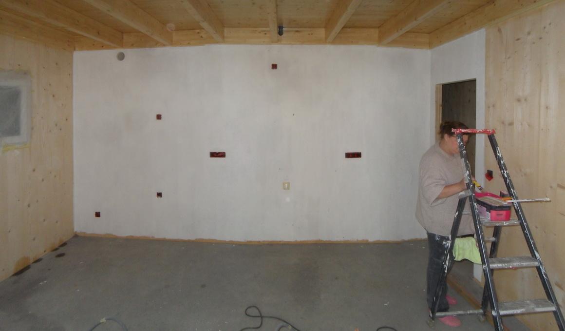 notre maison passive au pays des 3 fronti res lorraine peinture de la cuisine. Black Bedroom Furniture Sets. Home Design Ideas