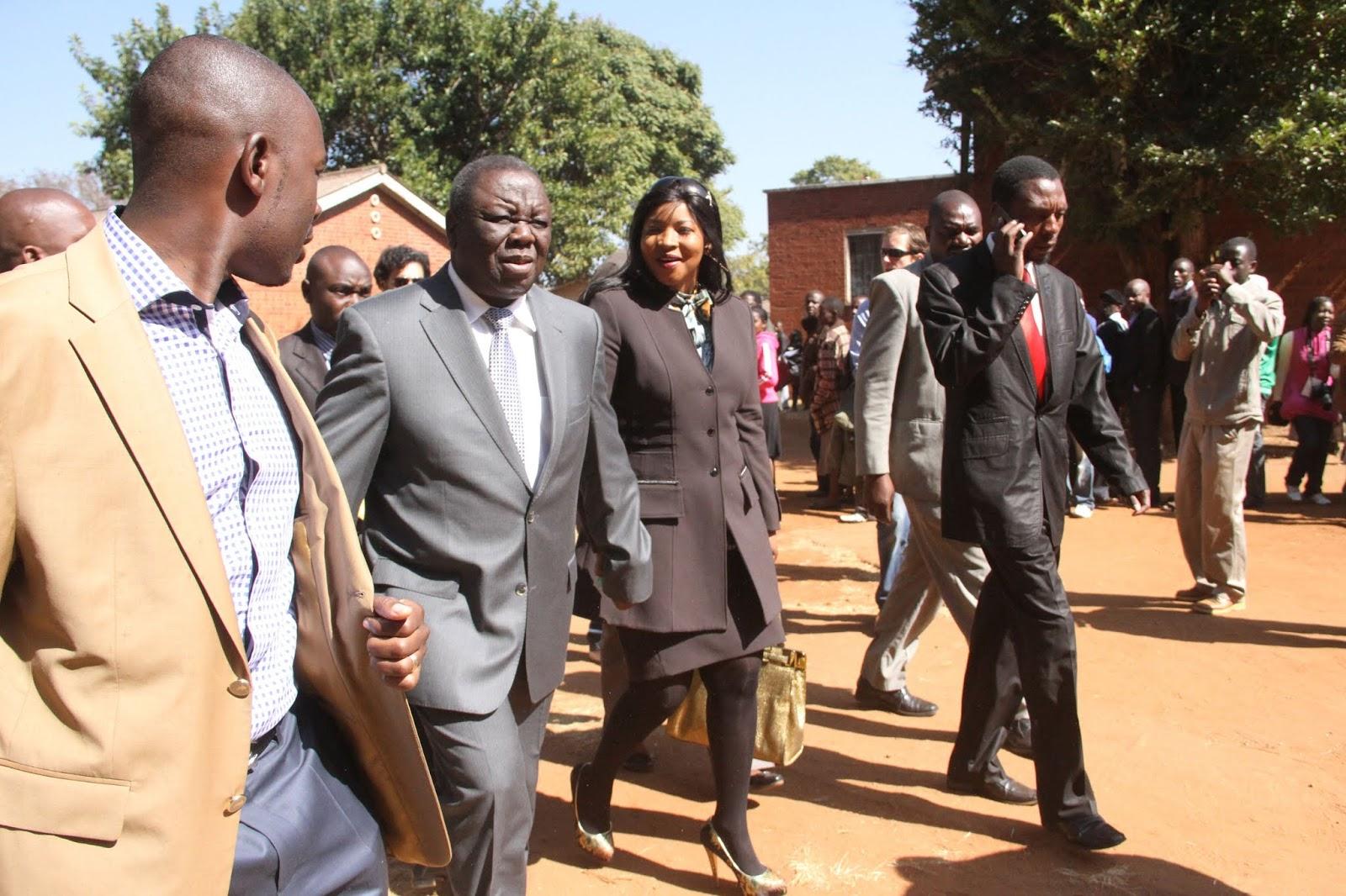 Morgan Tsvangirai - MDC