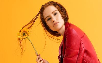 Madelaine Petsch - Actrice de Riverdale - Fond d'Écran en HD