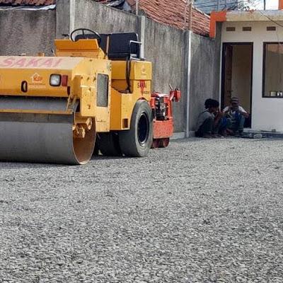 Harga Borong Jasa Tukang Aspal Jalan Per Meter 2 di Bogor Jawa Barat
