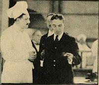 """Чаплин-режиссер на съемках """"Парижанки"""" (1923) - 2"""