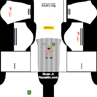 Link Seragam Dream League Soccer Persebaya