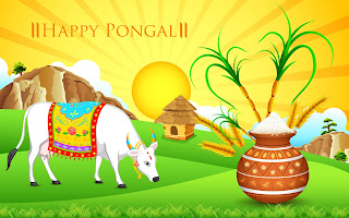 Happy Pongal 2018 Profile Pics DP