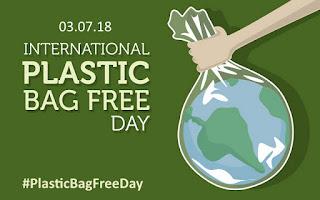 Παγκόσμια Ημέρα χωρίς Πλαστική Σακούλα... Γιορτάζουμε;