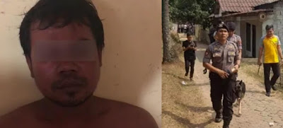 Terbongkar, Motif Pembunuhan Sekeluarga Di Serang Banten