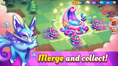 WONDER MERGE MAGIC MERGING AND COLLECTING (MOD, UNLIMITED MONEY)