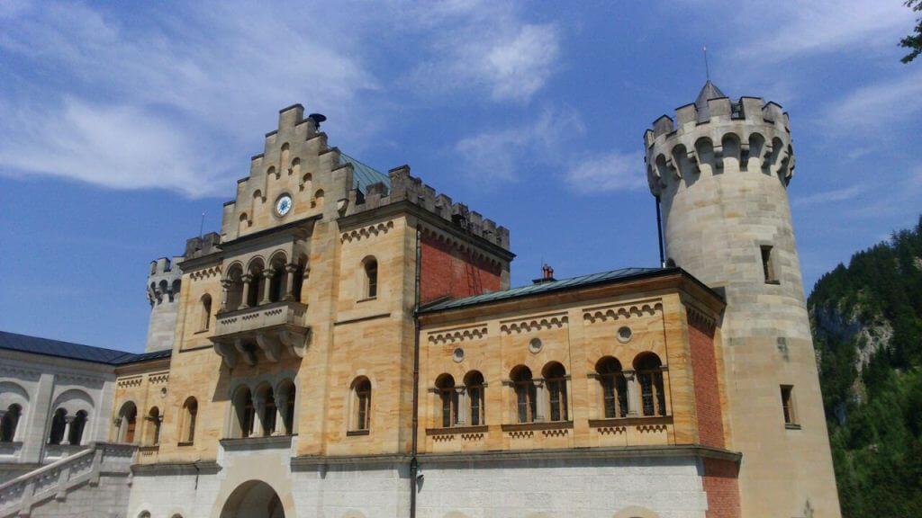 Como é a visita ao Castelo de Neuschwanstein