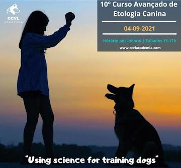 10ª CURSO AVANÇADO DE ETOLOGIA CANINA