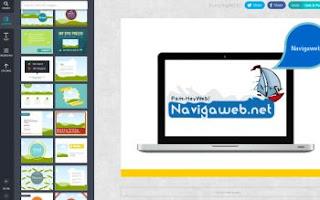 disegnare immagini con Navigaweb