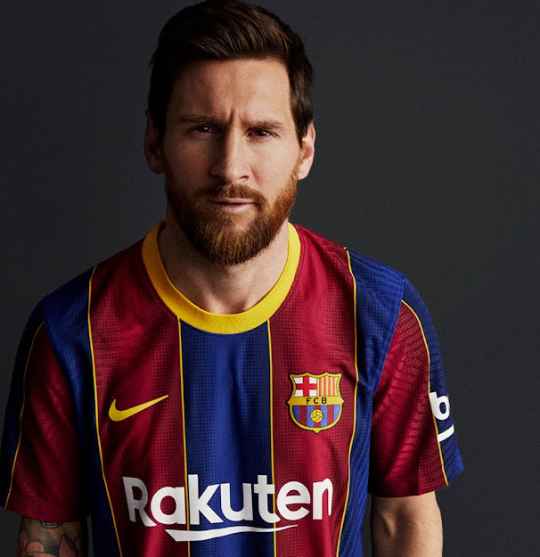 Barcelona Home Kit 2020-21 Released