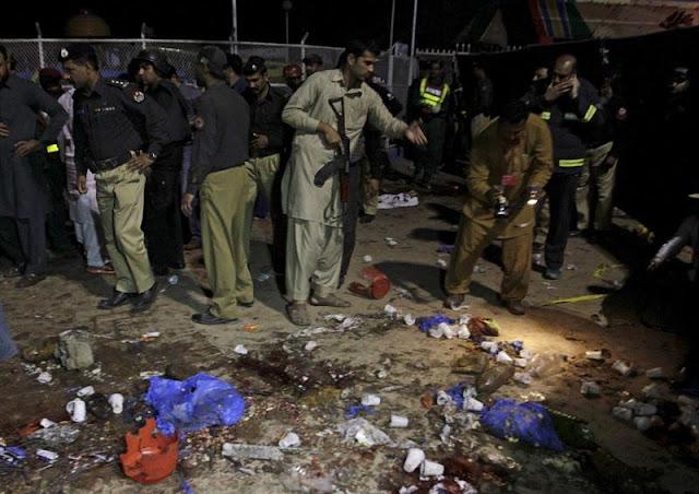 atentado pakistan, decenas niños muertos