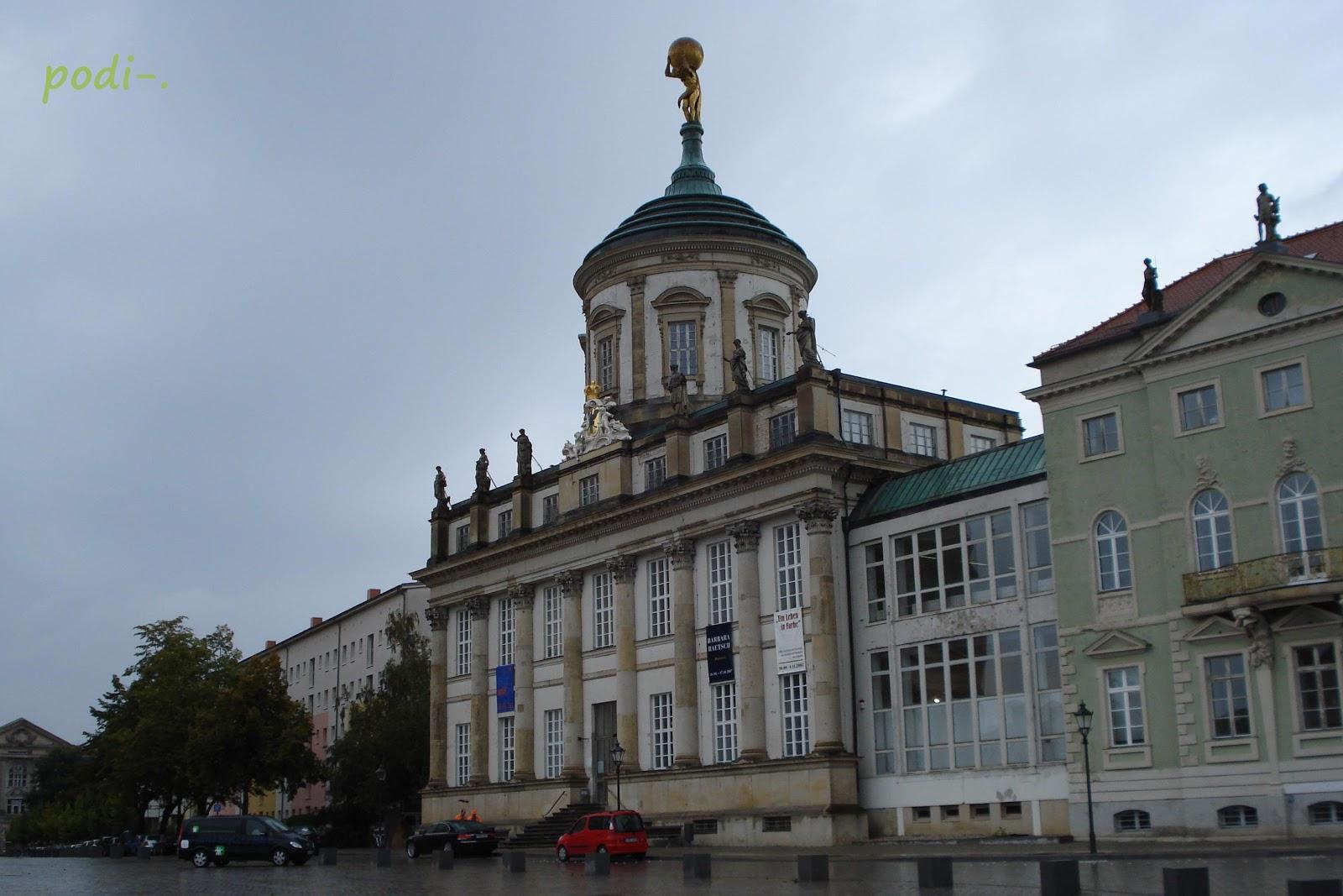 Berlín, Potsdam