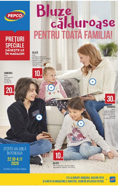 PEPCO Brosura + Promotii si oferte  22.10 - 04.11 2020