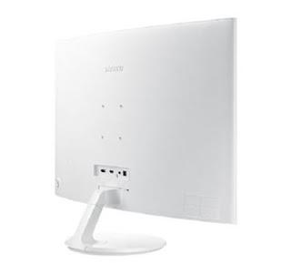 Monitor Komputer Samsung 32 Inch Curved FHD LC32F397FWE