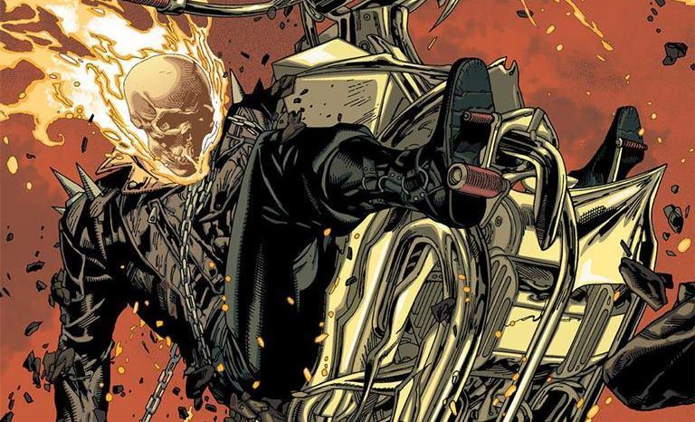 5 Generasi Ghost Rider, dari Carter Slade sampai Robbie Reyes