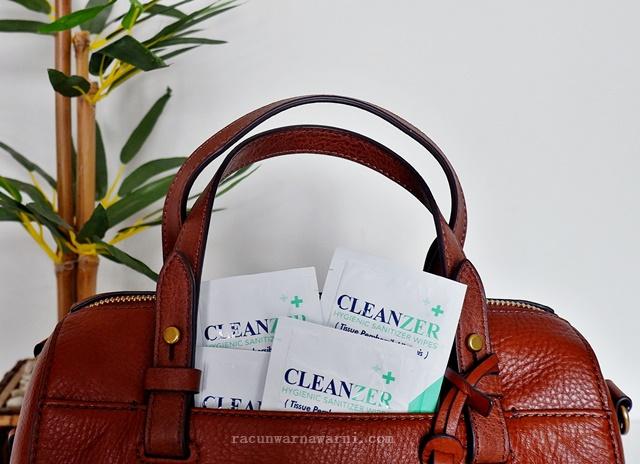 Cleanzer Sanitizer Wipes