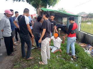 Mahasiswa Asal Mpuri Ditangkap Sat Resnarkoba