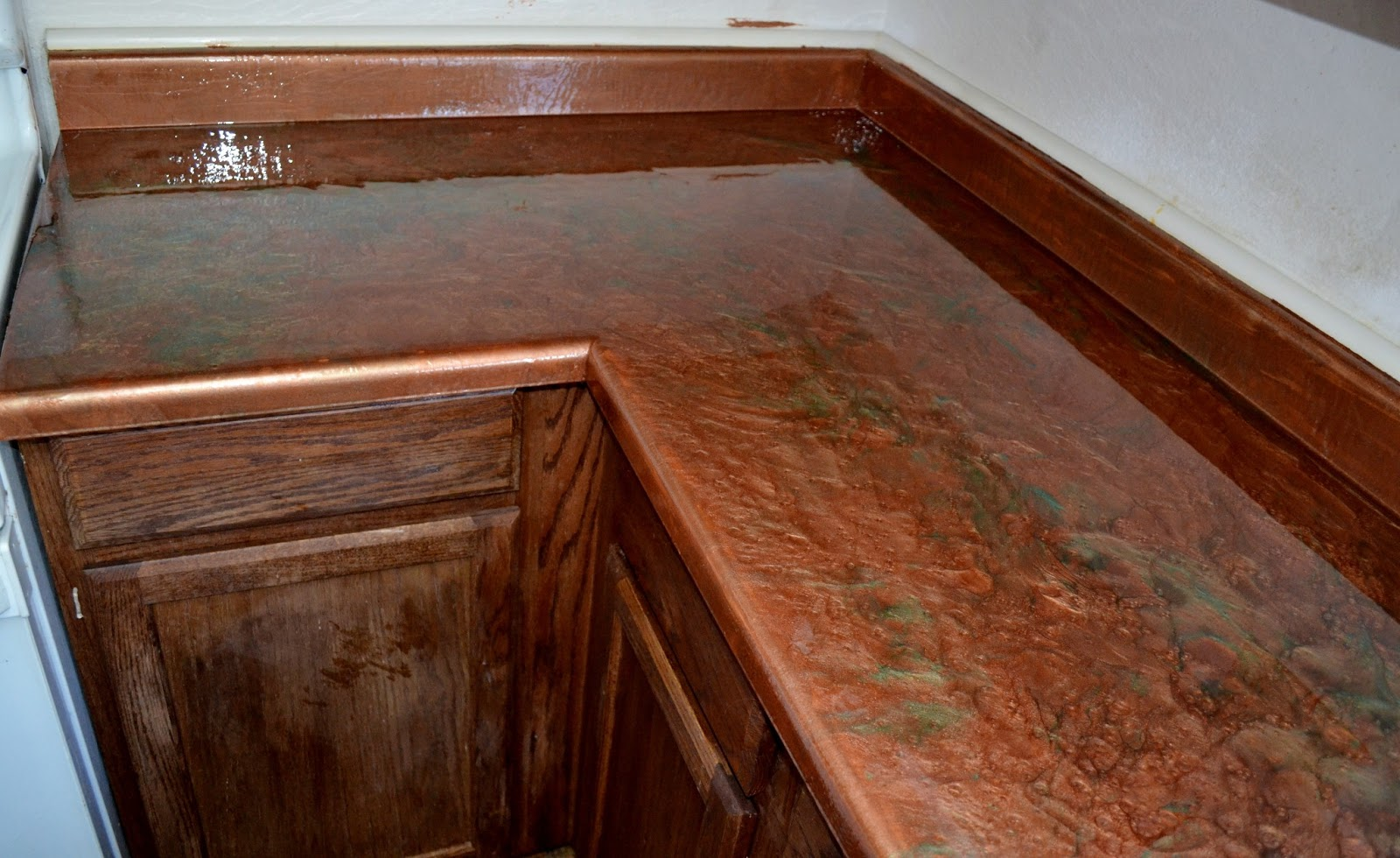 Countertop Epoxy Com Gingers Mom Resurfacing Countertops