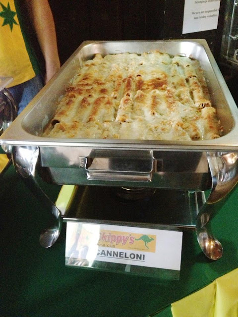 Skippy's Bar & Grill: Canneloni