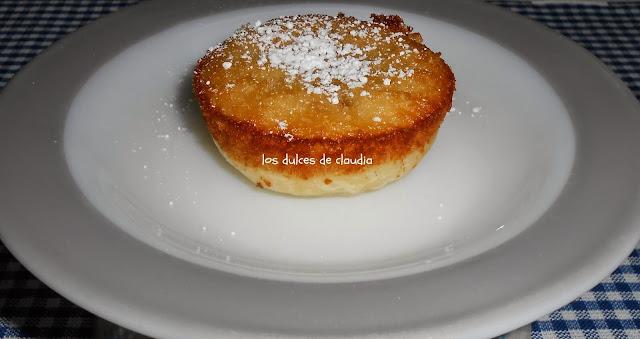 pastel de almendra