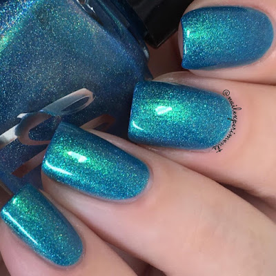 femme fatale lake of shining waters swatch from the green gables collection