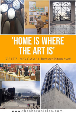 Home Is Where The Art Is - pin