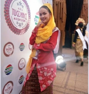 Selly Fristi Wakil DKI Jakarta di Liga Dangdut Indonesia Selly Fristi Duta Lida - Liga Dangdut Indonesia
