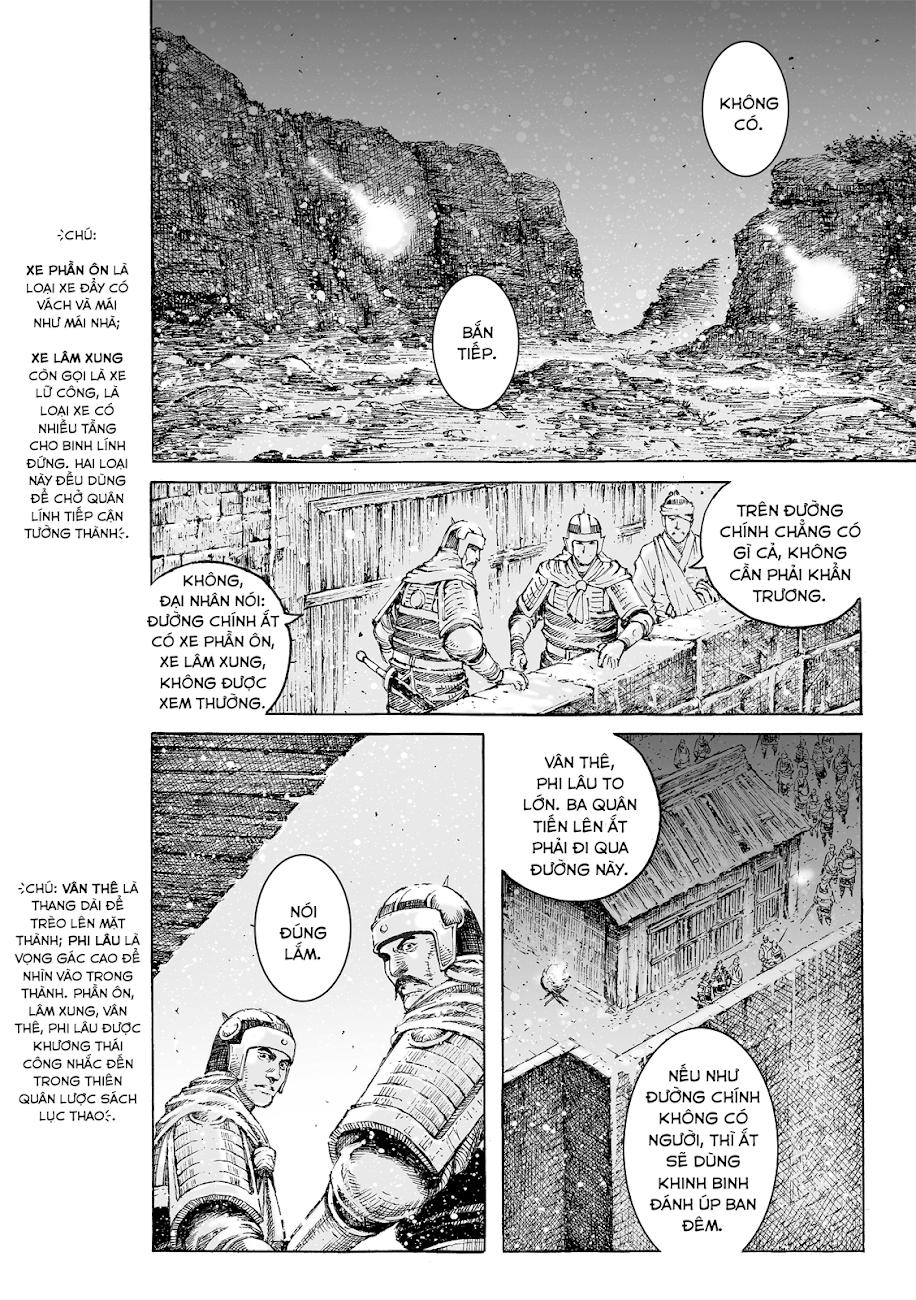 Hỏa phụng liêu nguyên Chương 536: Chí nhu chí cương trang 8