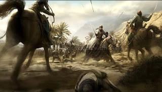 Pasukan Perang Badar