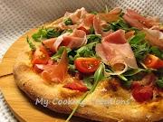 Класическо тесто за пица с дълго втасване