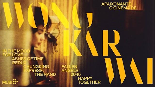MUBI exibe especial com sete filmes de Wong Kar Wai a partir de 19 de março